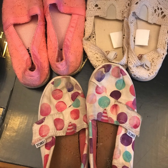 Toms Other - Girls summer shoes